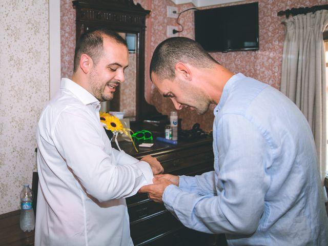 Il matrimonio di Riccardo e Melissa a Novedrate, Como 35