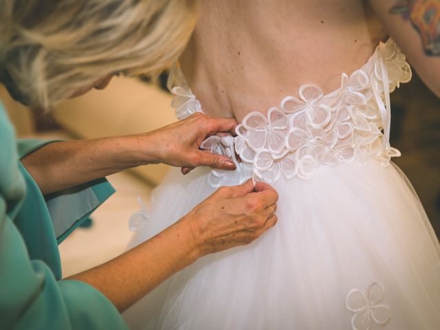 Il matrimonio di Riccardo e Melissa a Novedrate, Como 46