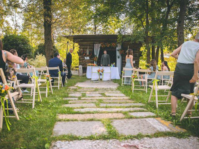 Il matrimonio di Riccardo e Melissa a Novedrate, Como 54