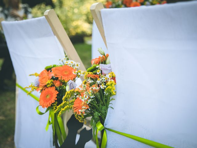 Il matrimonio di Riccardo e Melissa a Novedrate, Como 57