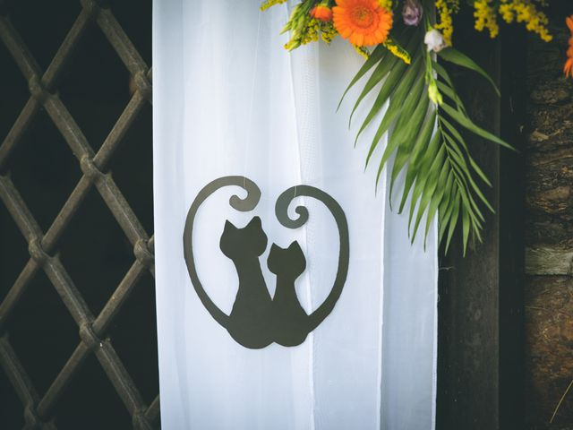 Il matrimonio di Riccardo e Melissa a Novedrate, Como 59