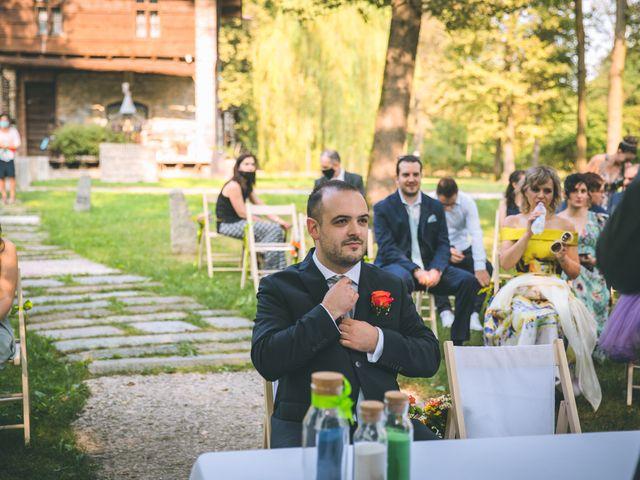 Il matrimonio di Riccardo e Melissa a Novedrate, Como 60