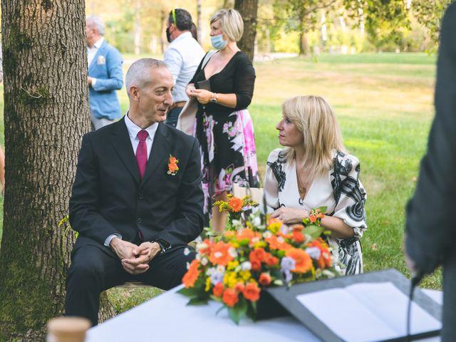 Il matrimonio di Riccardo e Melissa a Novedrate, Como 64