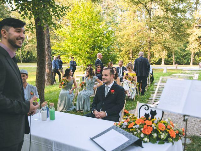 Il matrimonio di Riccardo e Melissa a Novedrate, Como 66