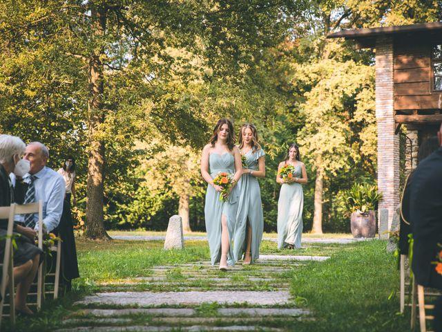 Il matrimonio di Riccardo e Melissa a Novedrate, Como 70