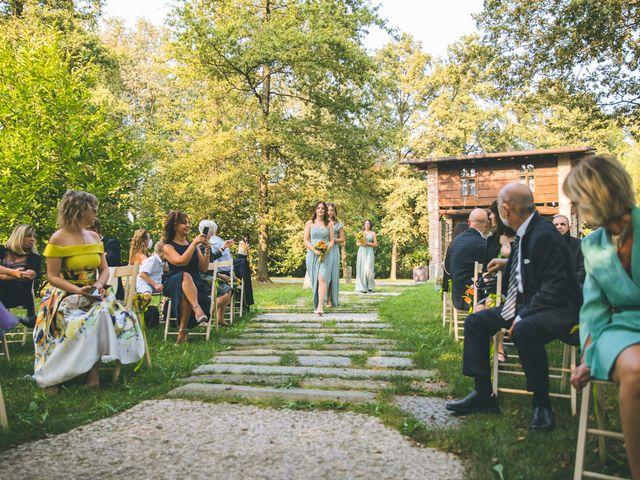 Il matrimonio di Riccardo e Melissa a Novedrate, Como 71