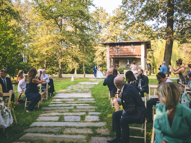 Il matrimonio di Riccardo e Melissa a Novedrate, Como 72