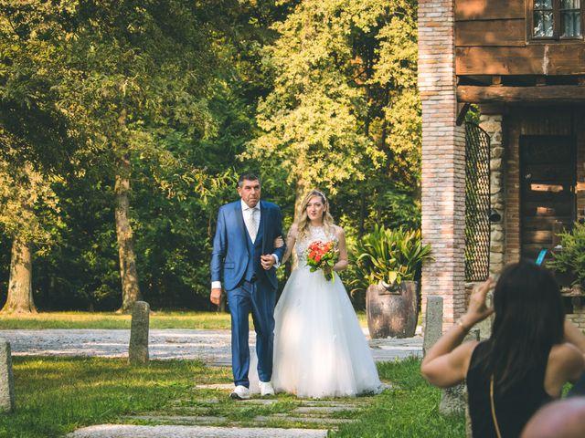 Il matrimonio di Riccardo e Melissa a Novedrate, Como 73