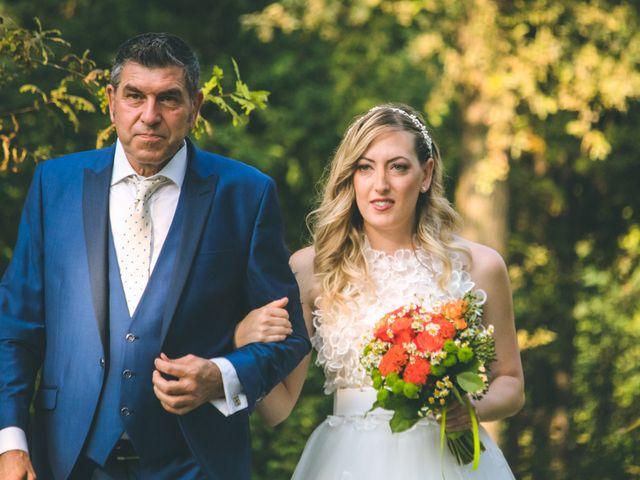 Il matrimonio di Riccardo e Melissa a Novedrate, Como 74
