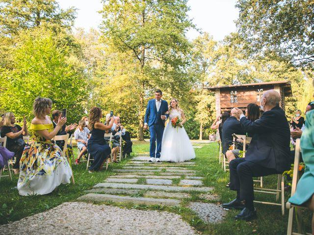 Il matrimonio di Riccardo e Melissa a Novedrate, Como 76