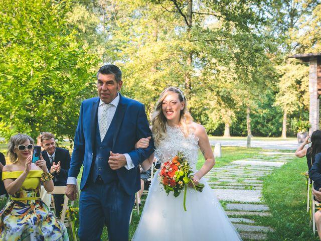 Il matrimonio di Riccardo e Melissa a Novedrate, Como 77