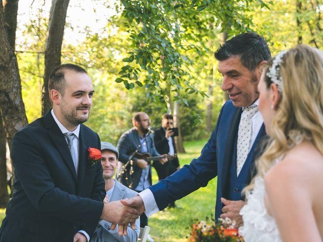 Il matrimonio di Riccardo e Melissa a Novedrate, Como 78