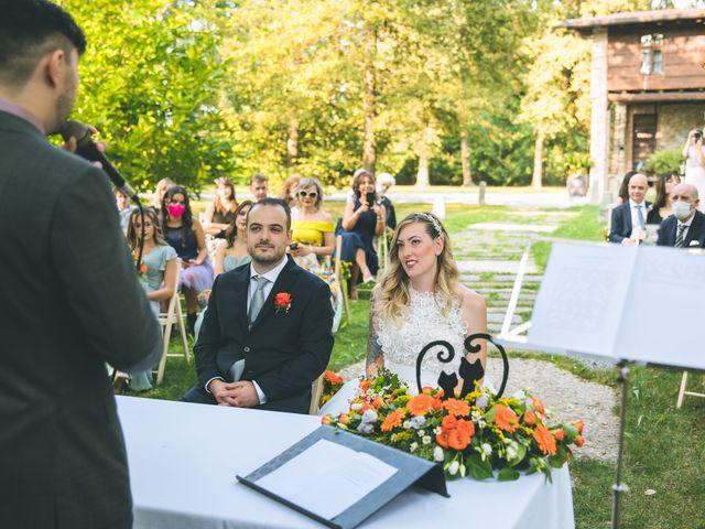 Il matrimonio di Riccardo e Melissa a Novedrate, Como 79
