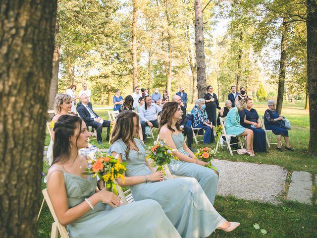 Il matrimonio di Riccardo e Melissa a Novedrate, Como 81