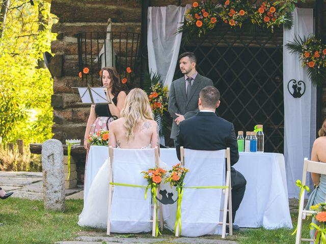 Il matrimonio di Riccardo e Melissa a Novedrate, Como 85