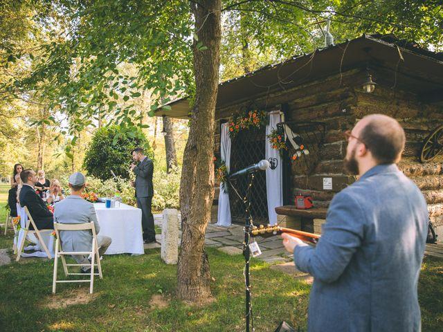 Il matrimonio di Riccardo e Melissa a Novedrate, Como 87