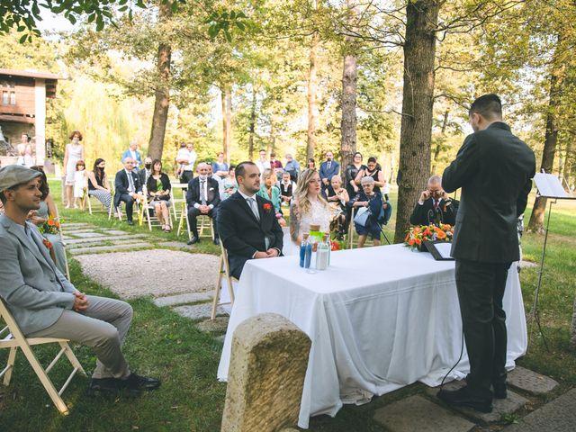 Il matrimonio di Riccardo e Melissa a Novedrate, Como 88