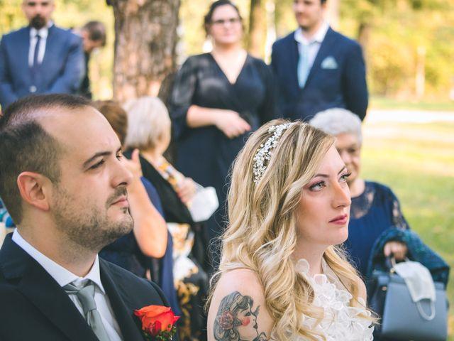 Il matrimonio di Riccardo e Melissa a Novedrate, Como 92