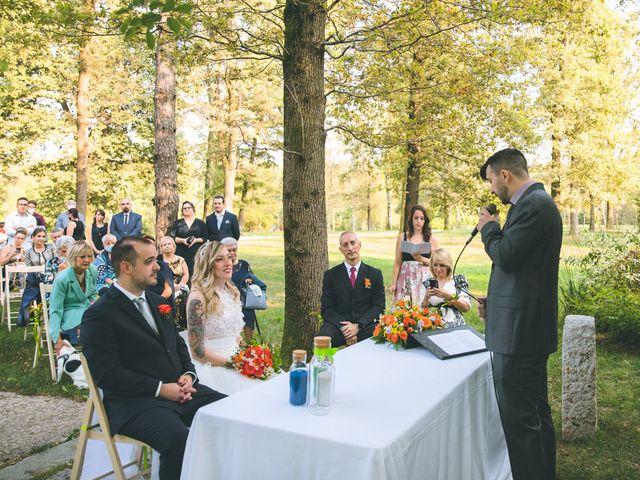 Il matrimonio di Riccardo e Melissa a Novedrate, Como 93