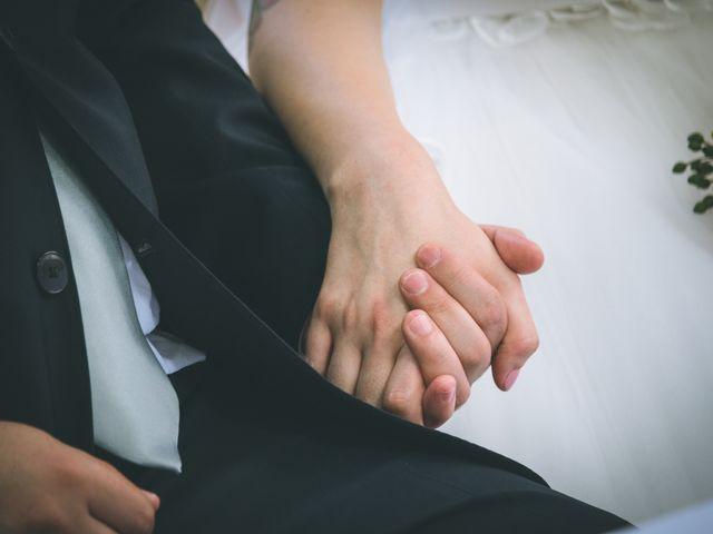 Il matrimonio di Riccardo e Melissa a Novedrate, Como 95