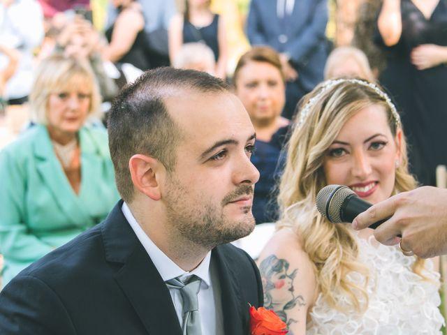 Il matrimonio di Riccardo e Melissa a Novedrate, Como 96