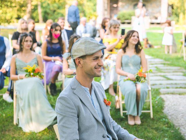 Il matrimonio di Riccardo e Melissa a Novedrate, Como 98