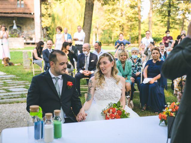 Il matrimonio di Riccardo e Melissa a Novedrate, Como 99