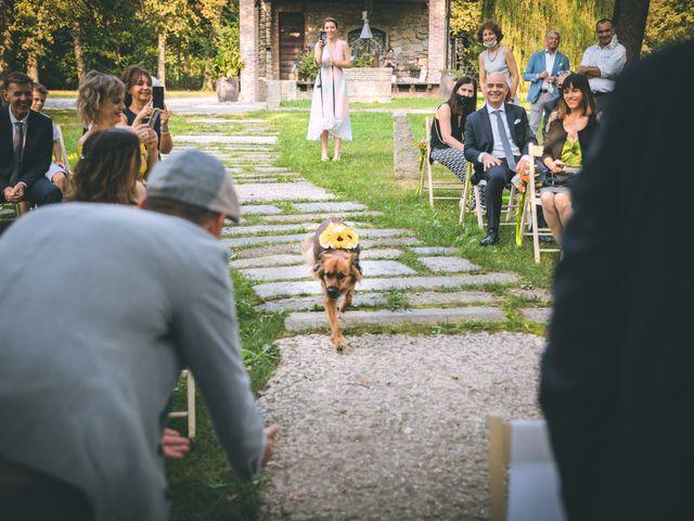 Il matrimonio di Riccardo e Melissa a Novedrate, Como 100