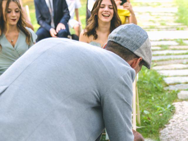 Il matrimonio di Riccardo e Melissa a Novedrate, Como 101
