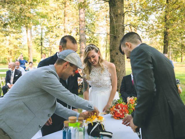 Il matrimonio di Riccardo e Melissa a Novedrate, Como 103