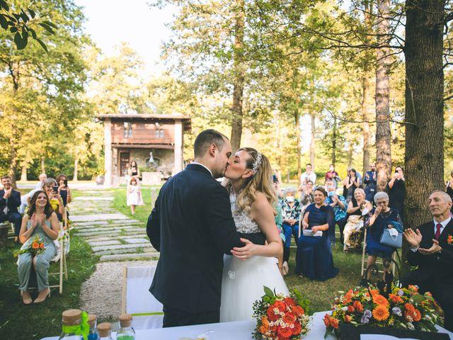 Il matrimonio di Riccardo e Melissa a Novedrate, Como 111
