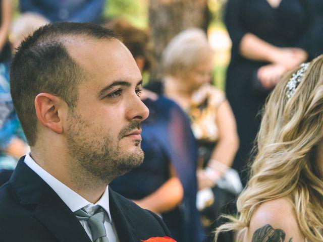 Il matrimonio di Riccardo e Melissa a Novedrate, Como 116