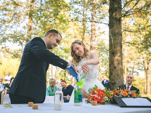 Il matrimonio di Riccardo e Melissa a Novedrate, Como 121