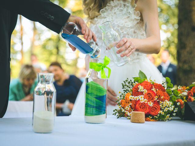 Il matrimonio di Riccardo e Melissa a Novedrate, Como 122