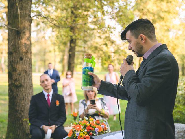Il matrimonio di Riccardo e Melissa a Novedrate, Como 124