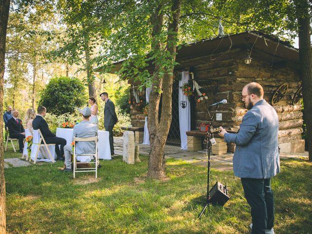 Il matrimonio di Riccardo e Melissa a Novedrate, Como 127