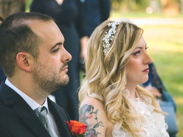 Il matrimonio di Riccardo e Melissa a Novedrate, Como 129