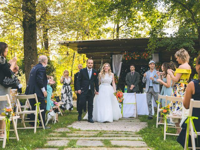 Il matrimonio di Riccardo e Melissa a Novedrate, Como 133