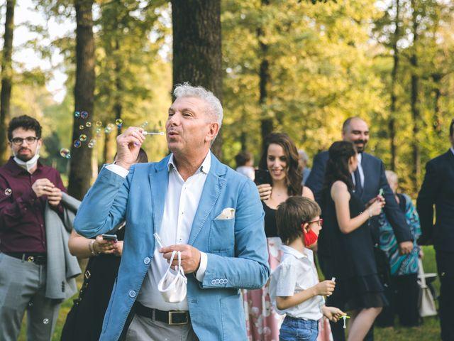 Il matrimonio di Riccardo e Melissa a Novedrate, Como 138