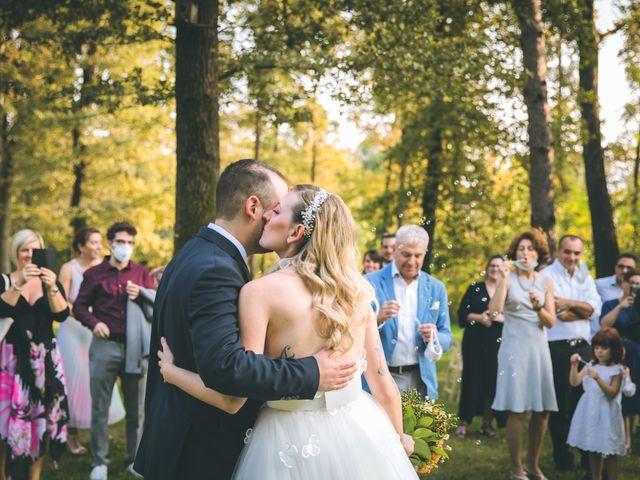 Il matrimonio di Riccardo e Melissa a Novedrate, Como 139