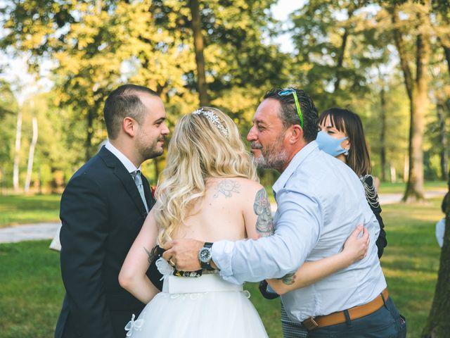 Il matrimonio di Riccardo e Melissa a Novedrate, Como 140