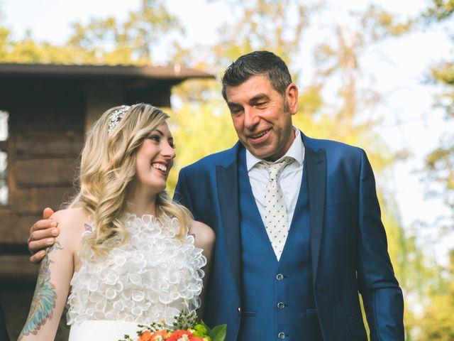 Il matrimonio di Riccardo e Melissa a Novedrate, Como 141