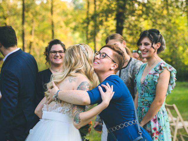 Il matrimonio di Riccardo e Melissa a Novedrate, Como 147