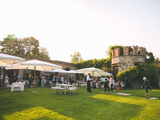 Il matrimonio di Riccardo e Melissa a Novedrate, Como 150