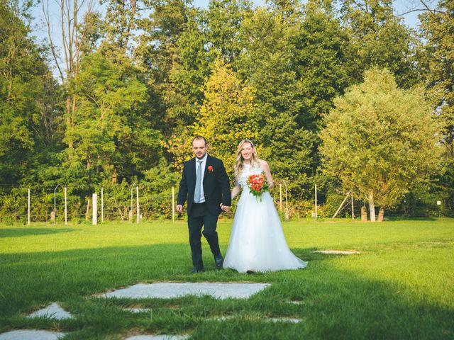 Il matrimonio di Riccardo e Melissa a Novedrate, Como 151