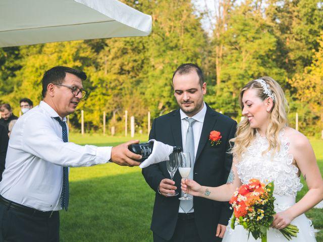Il matrimonio di Riccardo e Melissa a Novedrate, Como 153