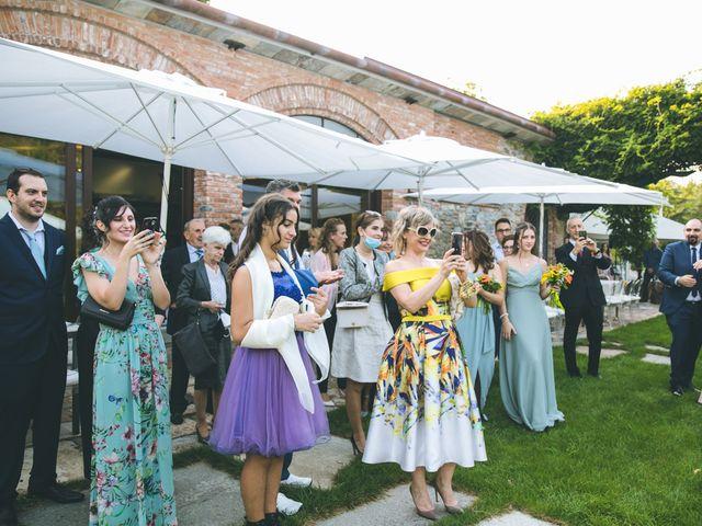 Il matrimonio di Riccardo e Melissa a Novedrate, Como 155