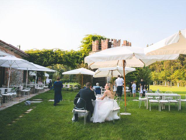 Il matrimonio di Riccardo e Melissa a Novedrate, Como 170