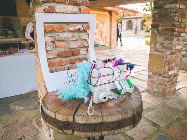 Il matrimonio di Riccardo e Melissa a Novedrate, Como 171