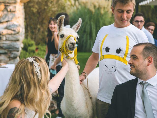 Il matrimonio di Riccardo e Melissa a Novedrate, Como 180
